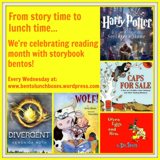 Reading and Eating for National Reading Month